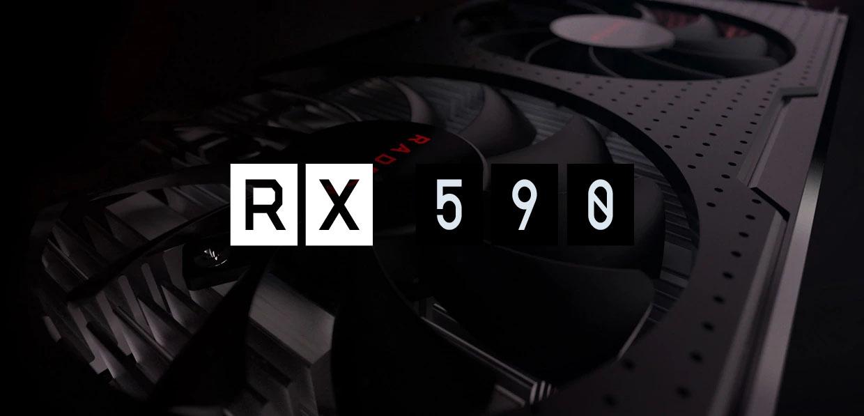 Подробности об AMD Radeon RX 590 и Polaris 30