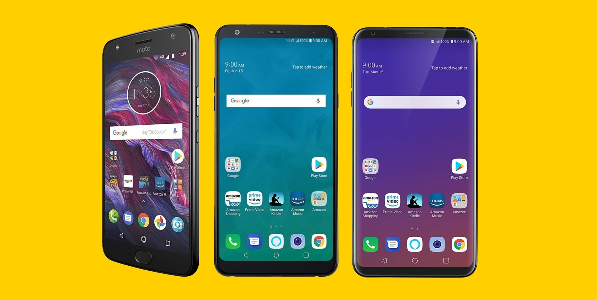 Amazon Has Discounted Several Great Android Smartphones For Black Friday 2018 Limited Time Only