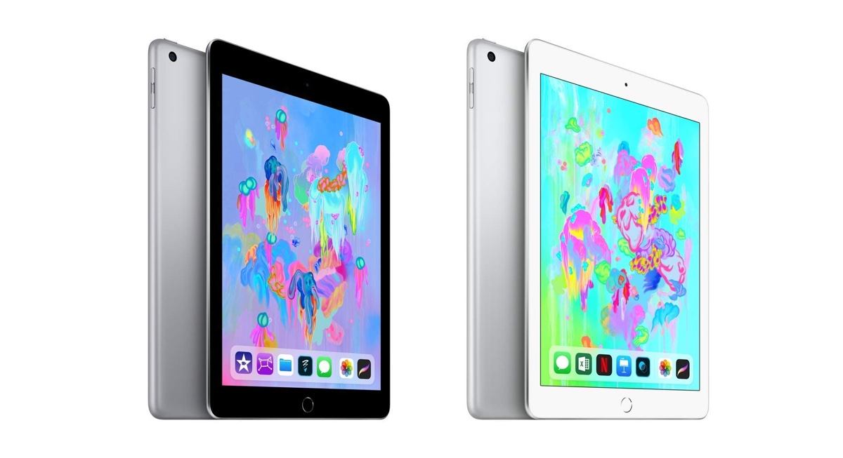 93862a3654d Get the Latest iPad 6 for Just  249 Instead of Apple s  330 Asking ...