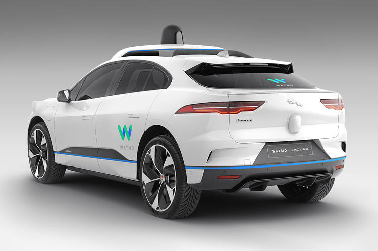 Waymo Said To Be Valued At $150 Billion Ahead Of Its Self