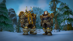 Battle for Azeroth Patch 8.1 Heritage Armor