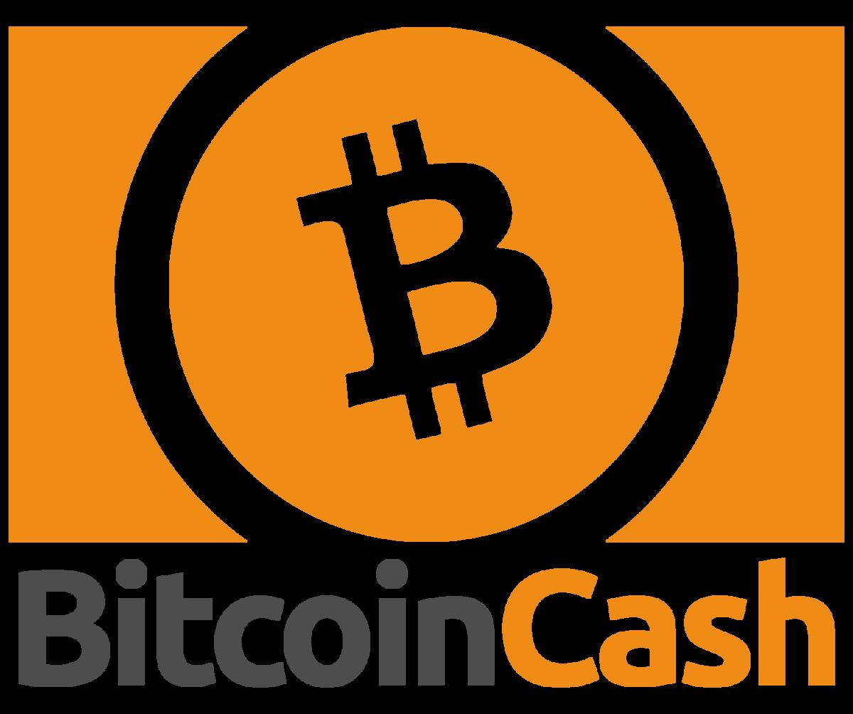 Bitcoin Cash logo Wikipedia
