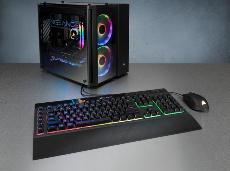 Corsair Announces Vengeance 5180 Gaming Pc With Rtx 2080