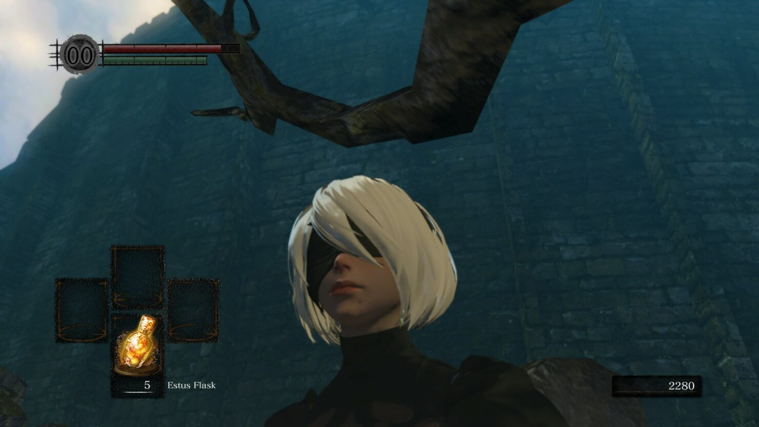 Dark Souls Remastered NieR Automata Mod