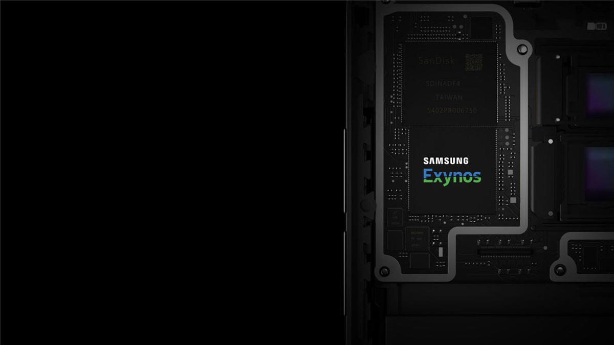 Samsung Exynos 9820 teaser twitter page