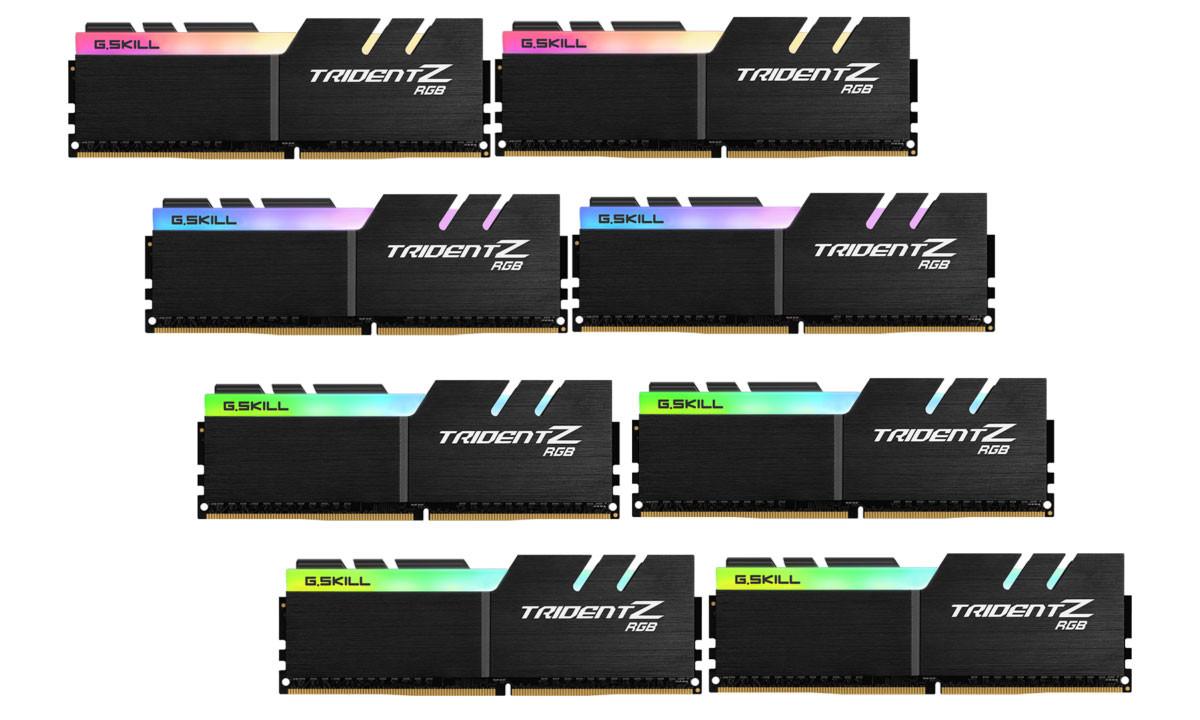 G Skill Announces DDR4-4266 64GB and DDR4-4000 128GB Quad
