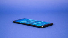 Samsung Galaxy S10 ultrasonic fingerprint scanner 30 percent display