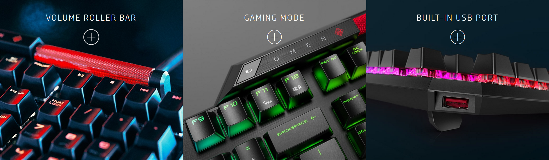 HP's OMEN Sequencer Keyboard - Game At The Speed of Light