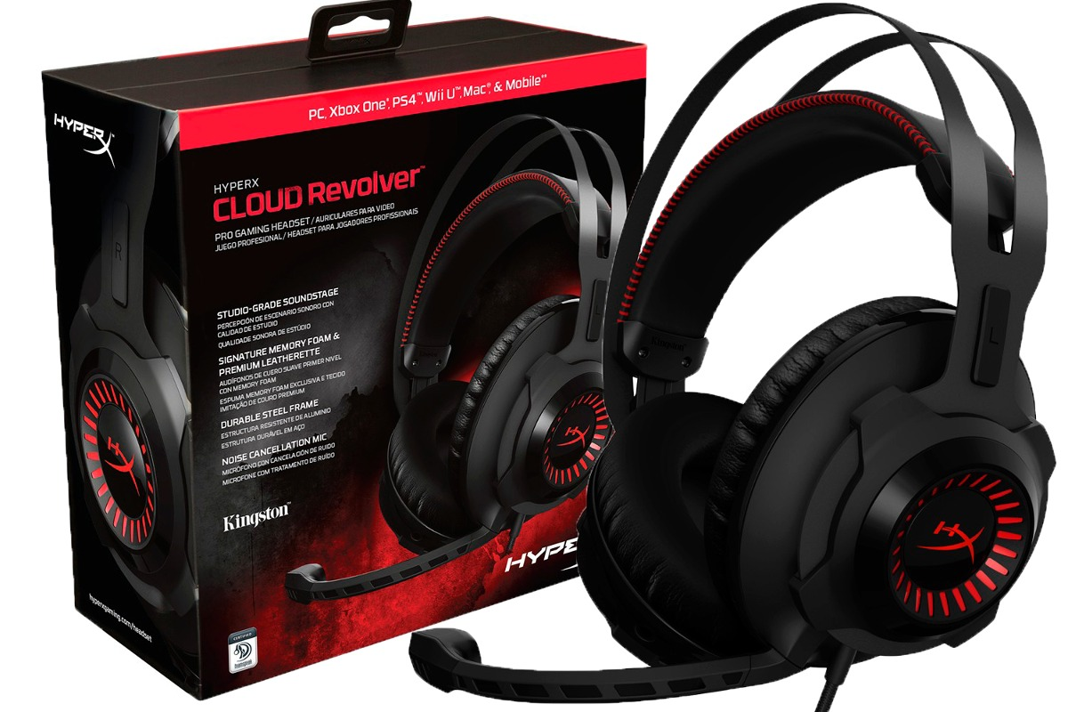 9b59934e7f9 HyperX Cloud Revolver Headset Review - Comfort, Quality, Cost