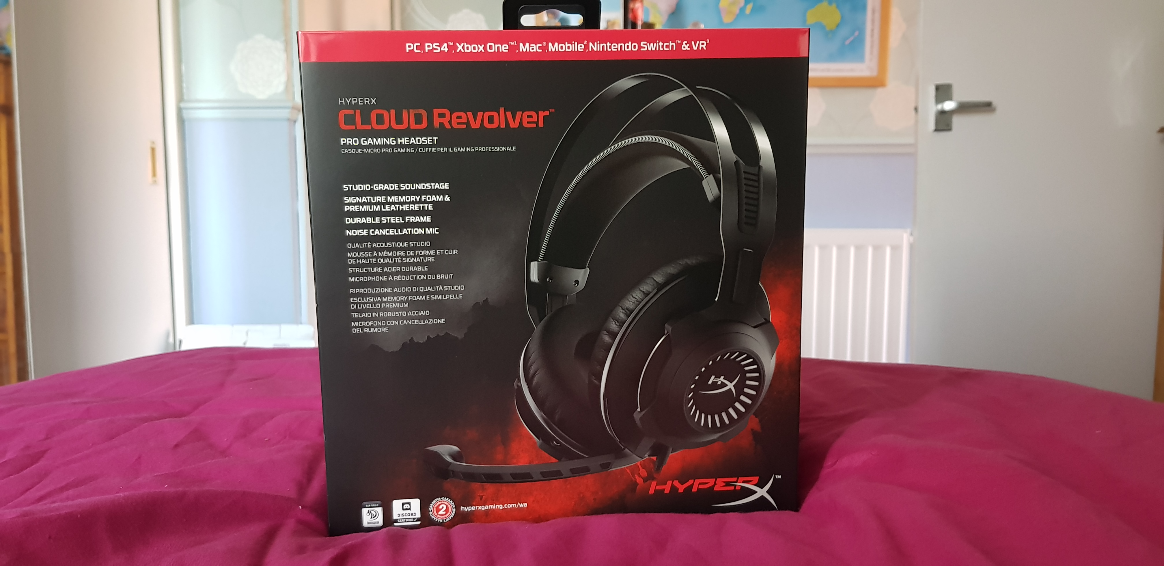 Hyperx Cloud Revolver Headset Review Comfort Quality Cost