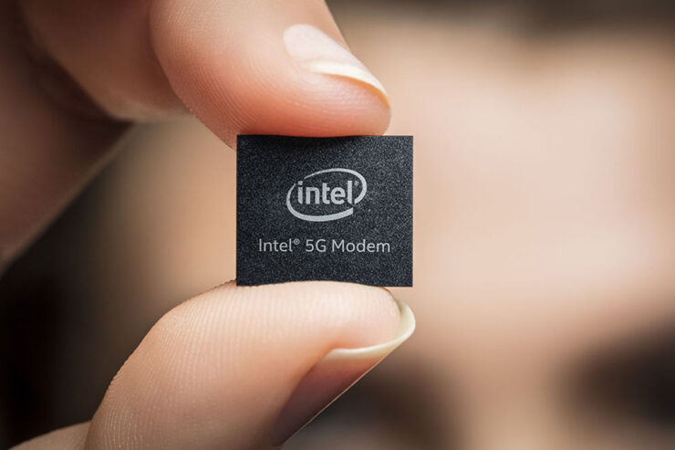 Intel spending $2 billion modems Apple