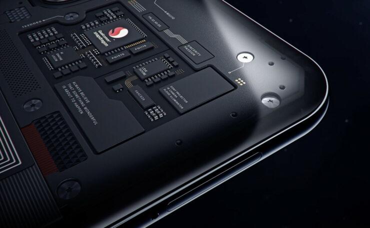 Xiaomi Mi 9 Snapdragon 8150 triple camera