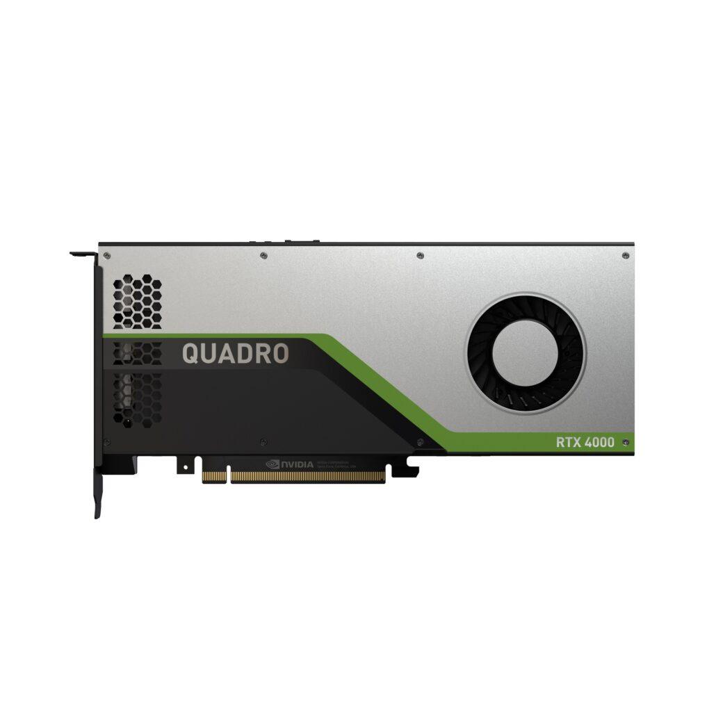 NVIDIA Quadro RTX 4000 Turing TU106 GPU