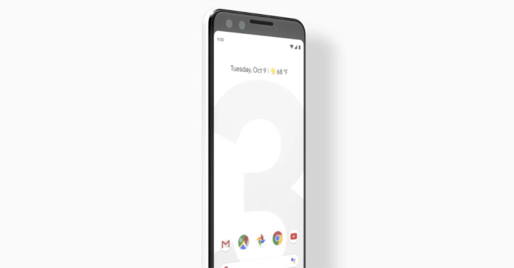 Google uBreakiFix cannot service Pixel 3