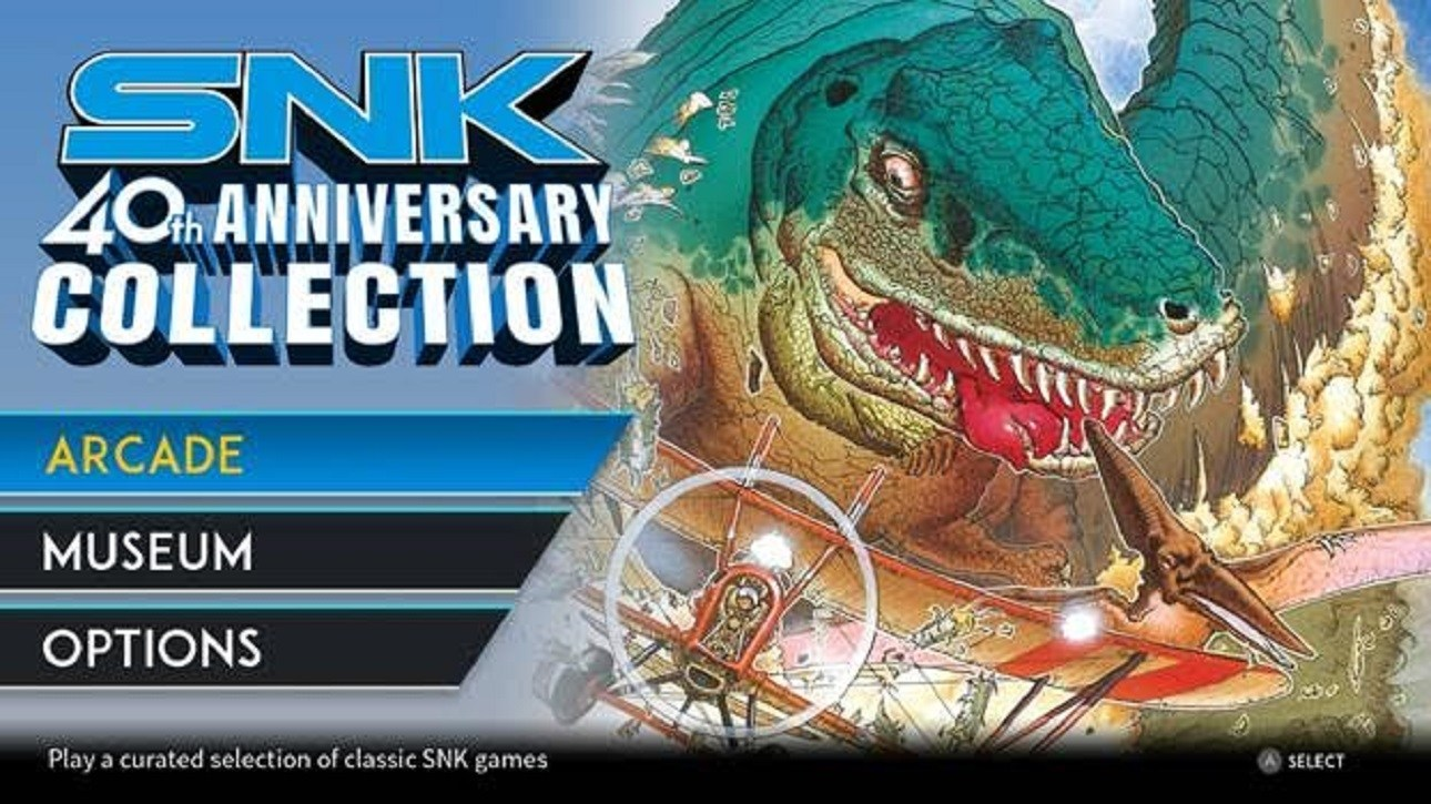 SNK 40th Anniversary Collection Review - Not Worth Your Quarters