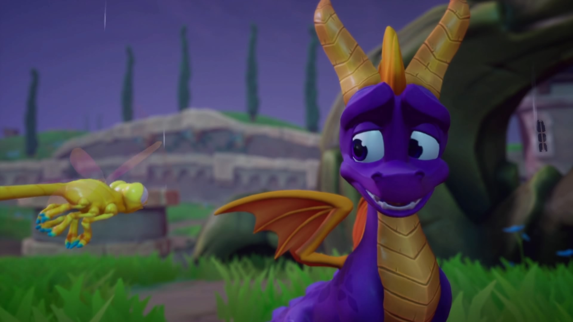 Spyro Reignited Trilogy Coming To Pc According To Rating