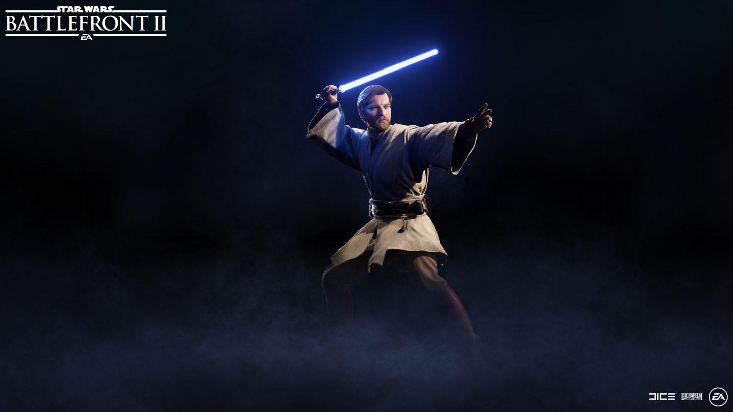 Star Wars Battlefront Ii Battle Of Geonosis Update Will Add Obi