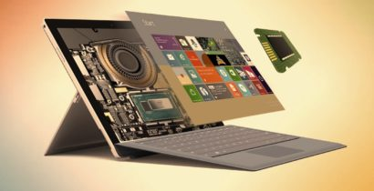 Surface Pro 7 Might Come With an Slimmer Keyboard Accessory