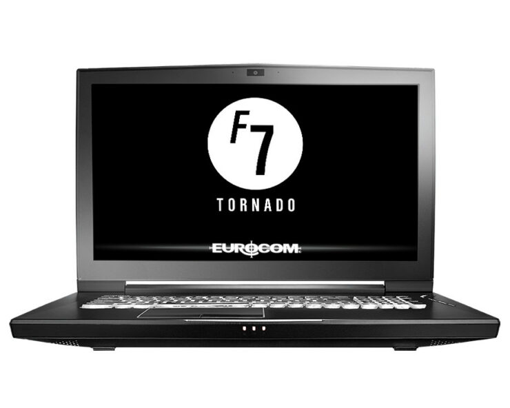 Eurocom Shows Off New Tornado F7W Mobile Workstation With i9 9900K