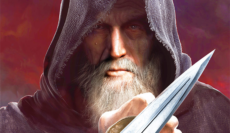 Assassin's Creed Odyssey Introduces The Series' First Blade
