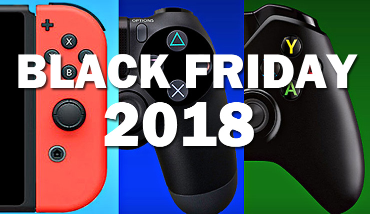 Black Friday 2018 Roundup Best Deals On Ps4 Xbox One X Switch And The Year S Top Games