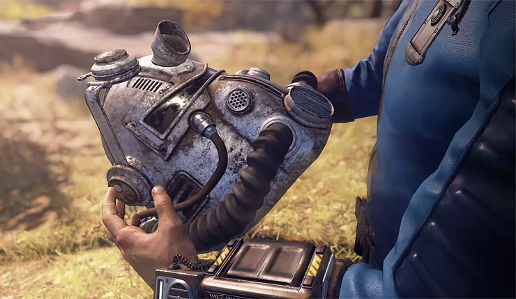 Fallout 76 Patch 5 Out Now, Brings Design/Balance Changes