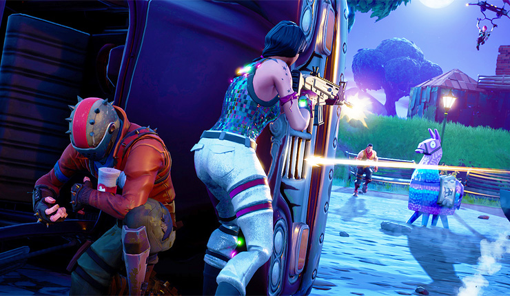Fortnite variants for Renegade Raider, Elite Raider skin added with v8.10 update