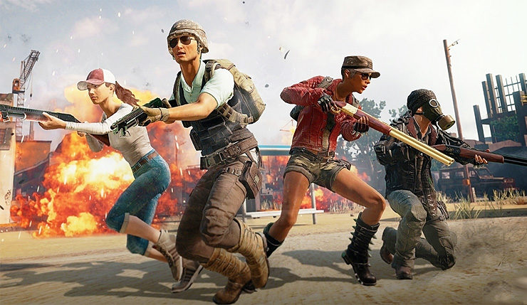 PUBG Update 30 Adds Ledge Grab Mechanic, Ping System, and More