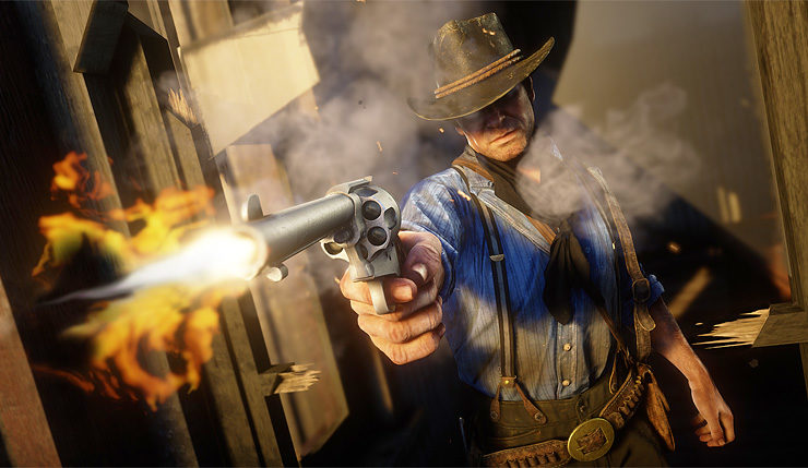 Red Dead Redemption 2 multiplayer mod