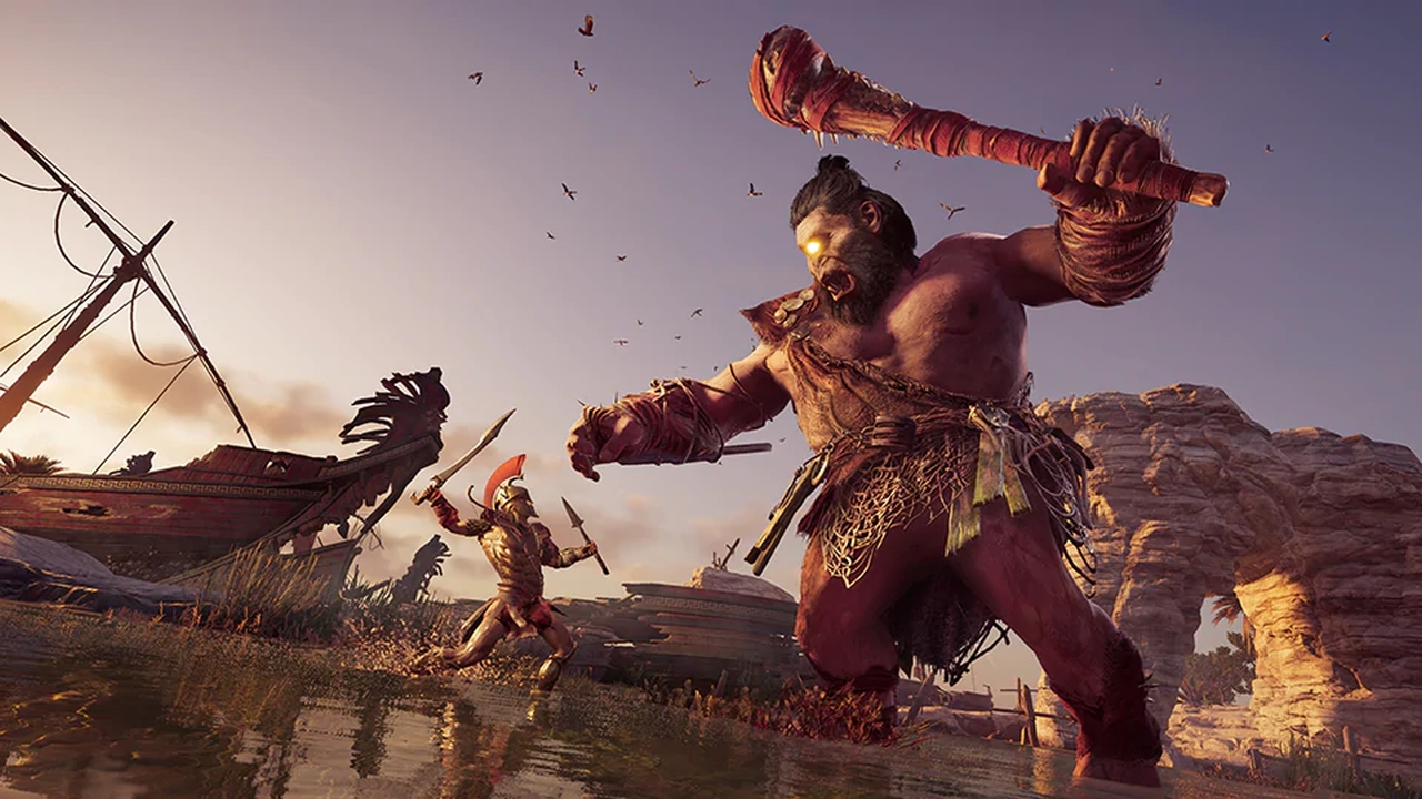 Assassin S Creed Odyssey November Update Raises Level Cap Adds