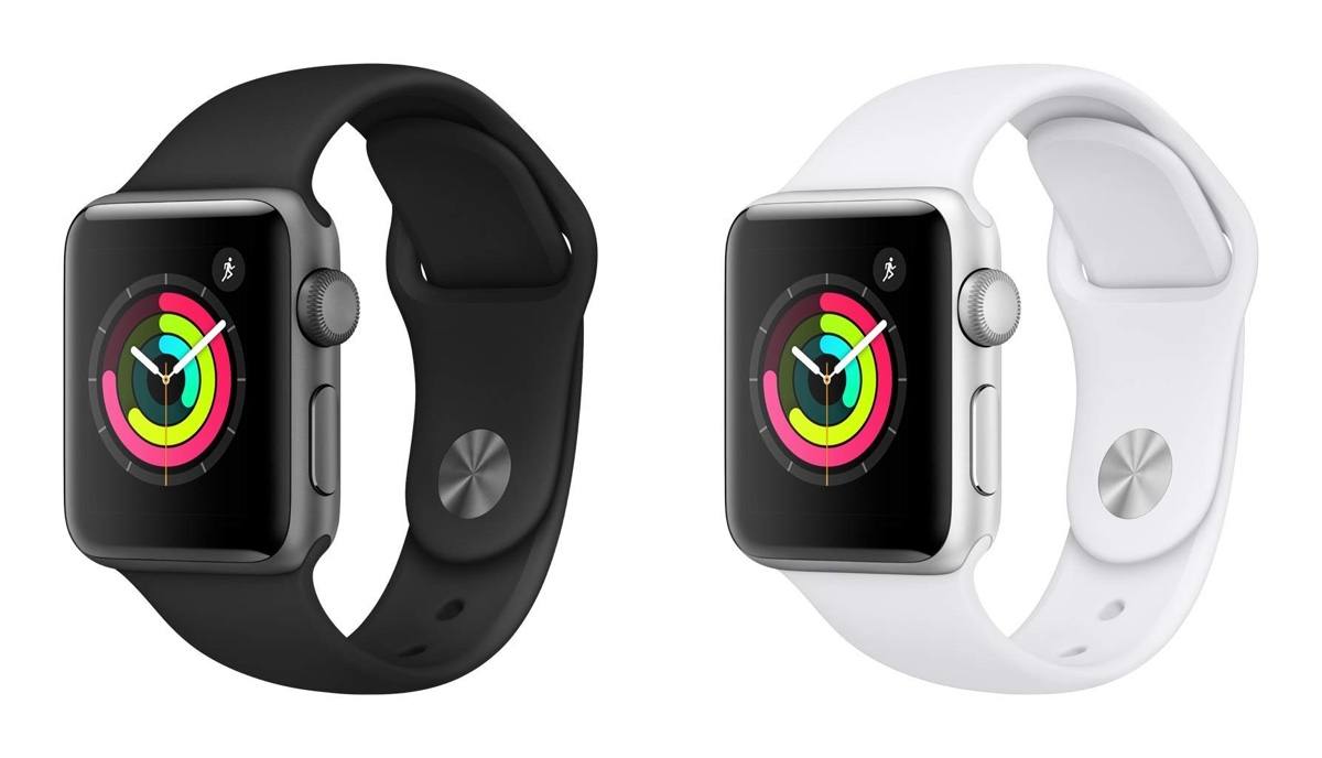 36c523e244d Hot Black Friday 2018 Deal  Apple Watch Series 3 for Just  199 Instead of   280  Today Only