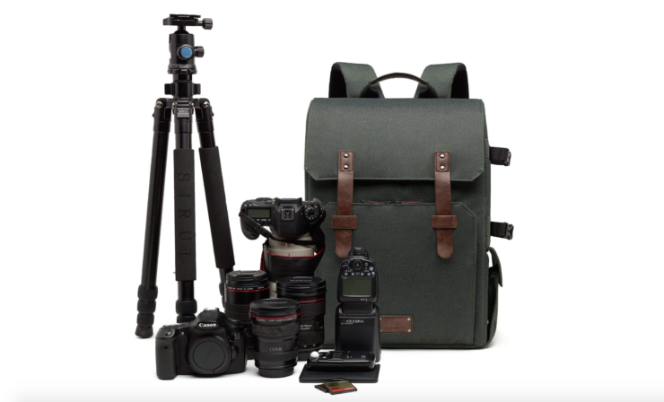 cyber week bagsmart dslr bag discount