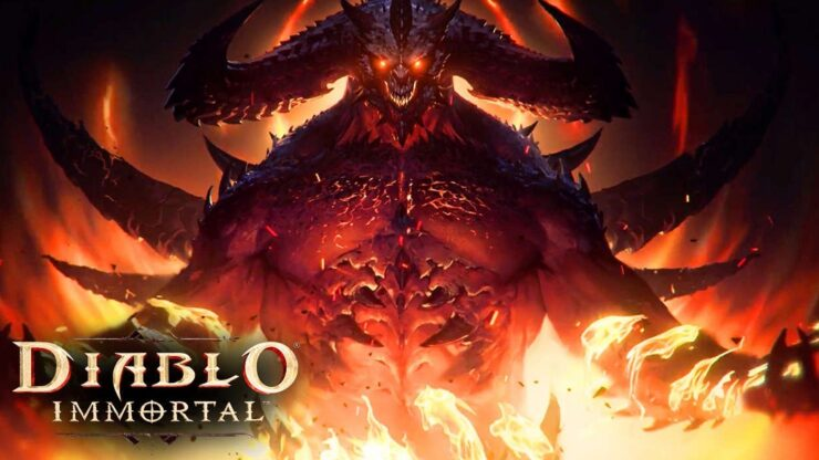 Blizzard Diablo Immortal