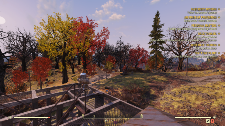 These New PC Fallout 76 Mods Improve Performance and Enhance