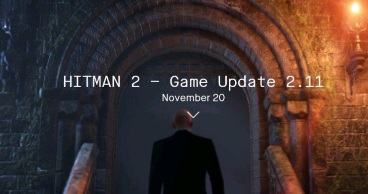hitman 2 update 2.11