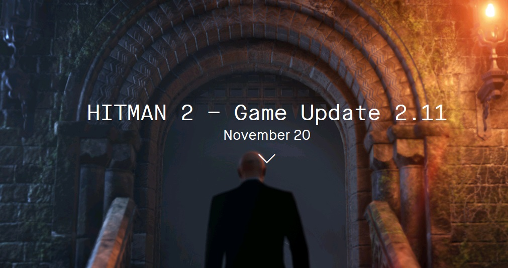 Hitman 2 Update 2 11 Released Adds First Elusive Target Hdr