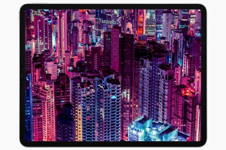 Jony Ive 2018 iPad Pro interview