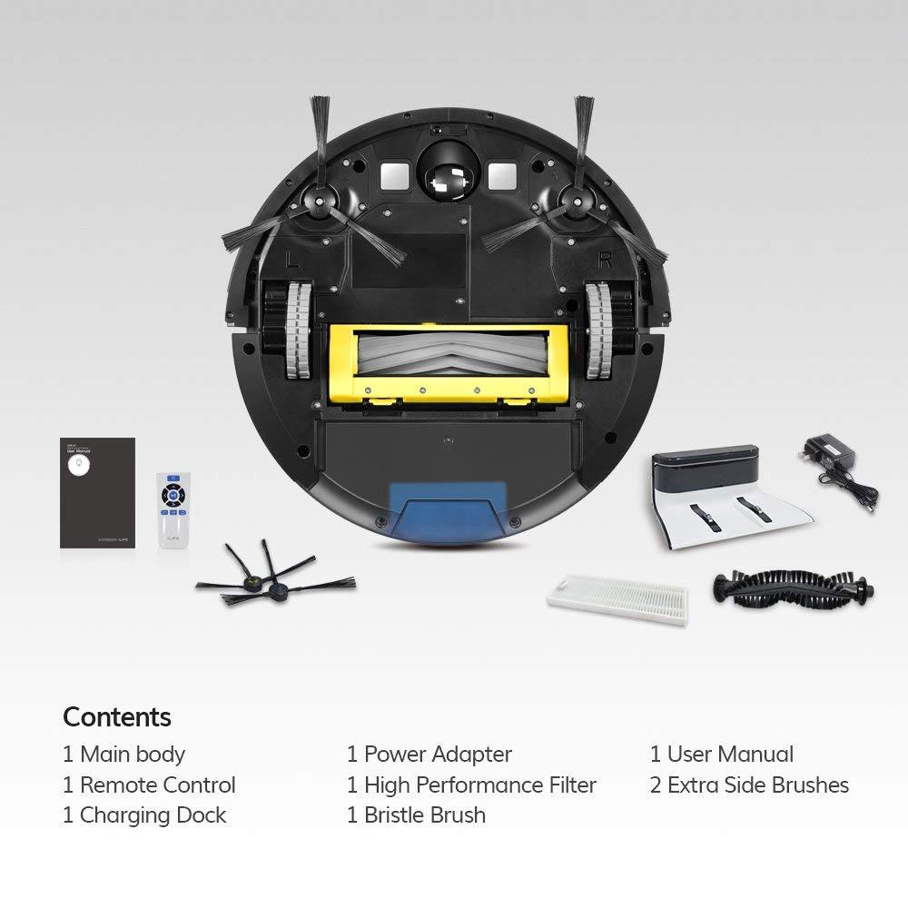 ilife-smart-vacuum-cleaner