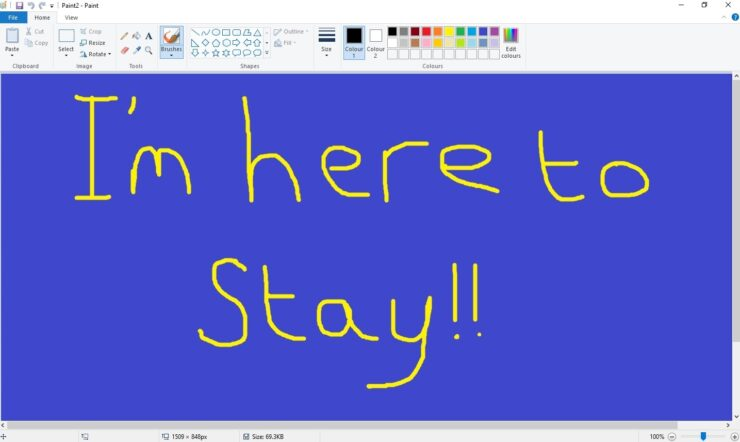 ms paint recover images microsoft paint