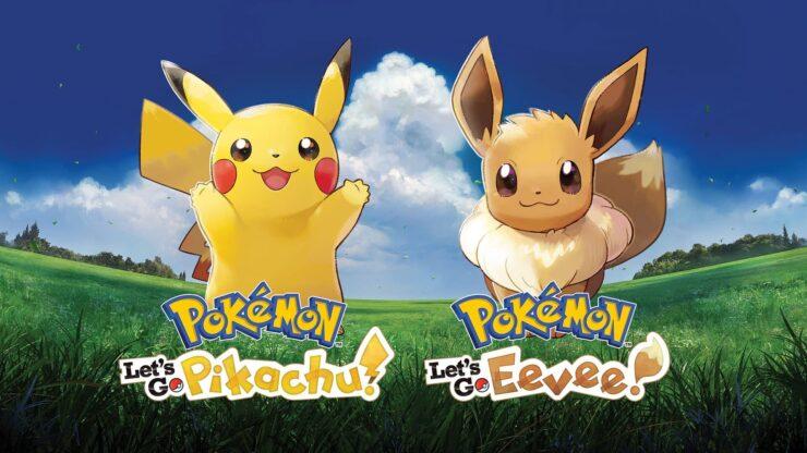 Pokemon Let's Go Demo
