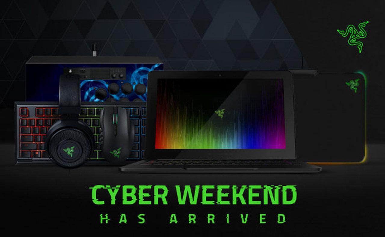 Razer 'Cyber Weekend' Sale Has Discounts on Keyboards