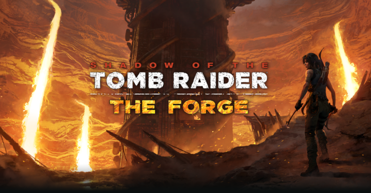 shadow of the tomb raider patch 6 1.08 the forge dlc