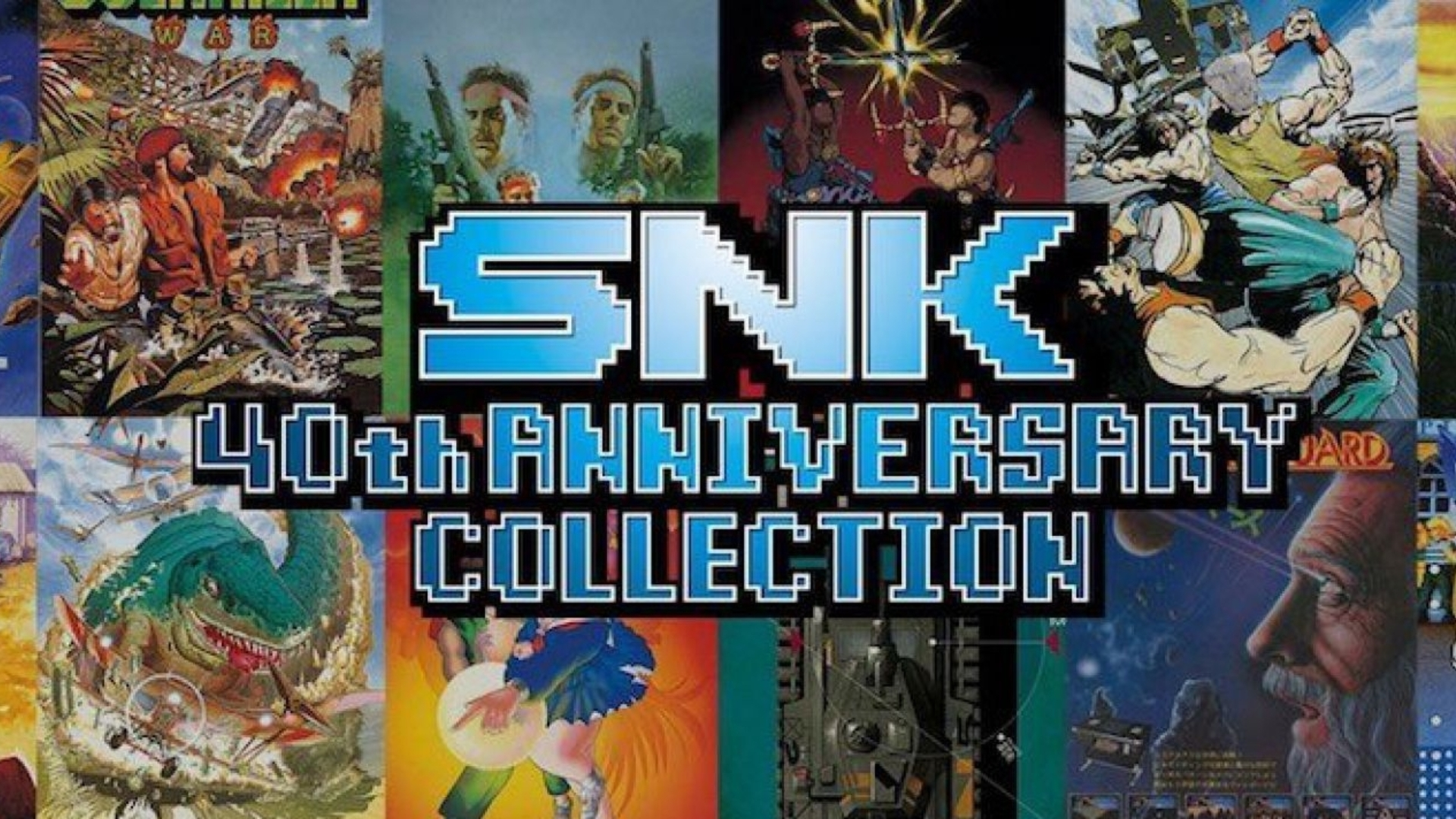 Snk 40th Anniversary Collection Review Not Worth Your