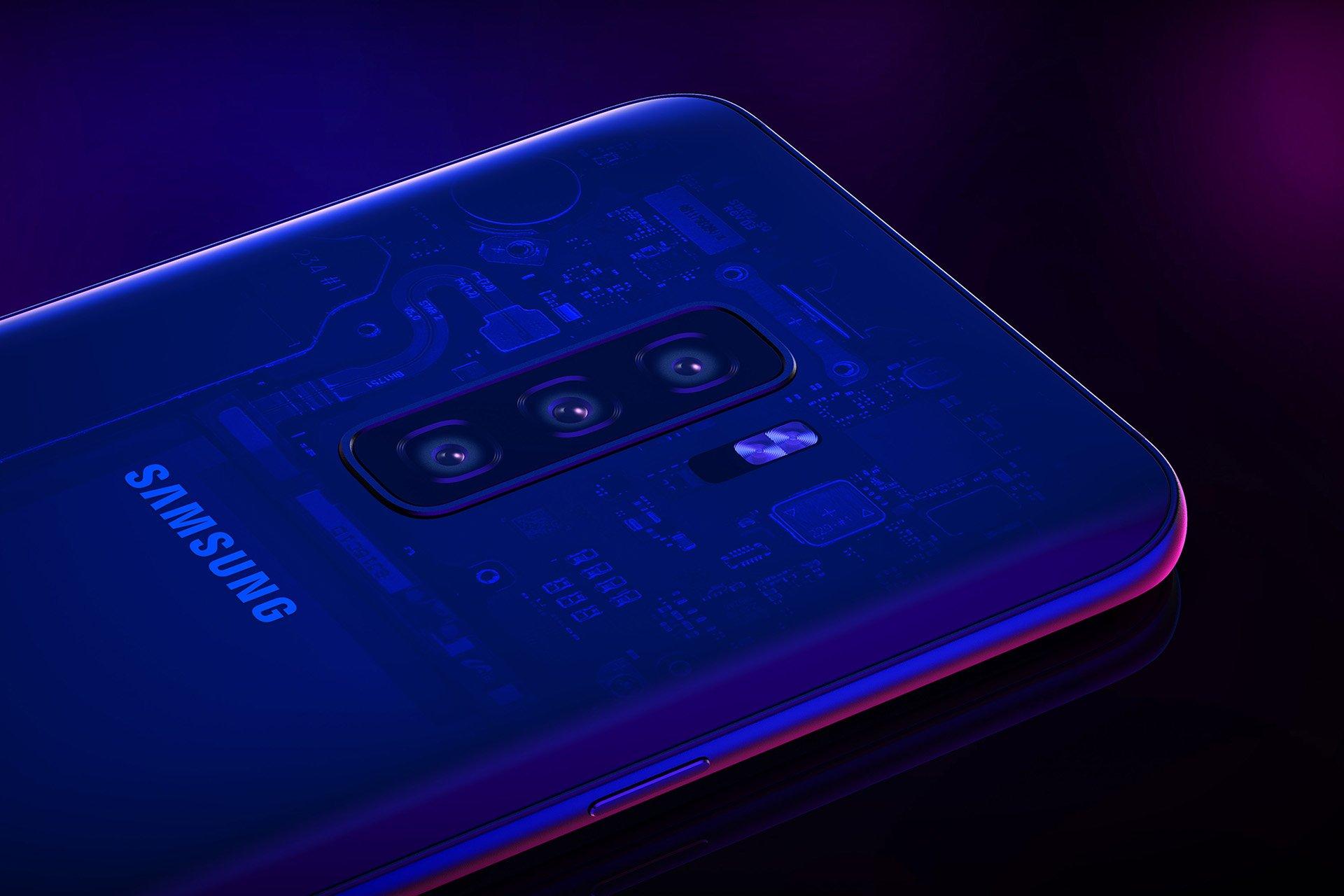 Samsung Galaxy S10 Plus на Exynos 9820 выглядит многообещающим смартфоном будущего
