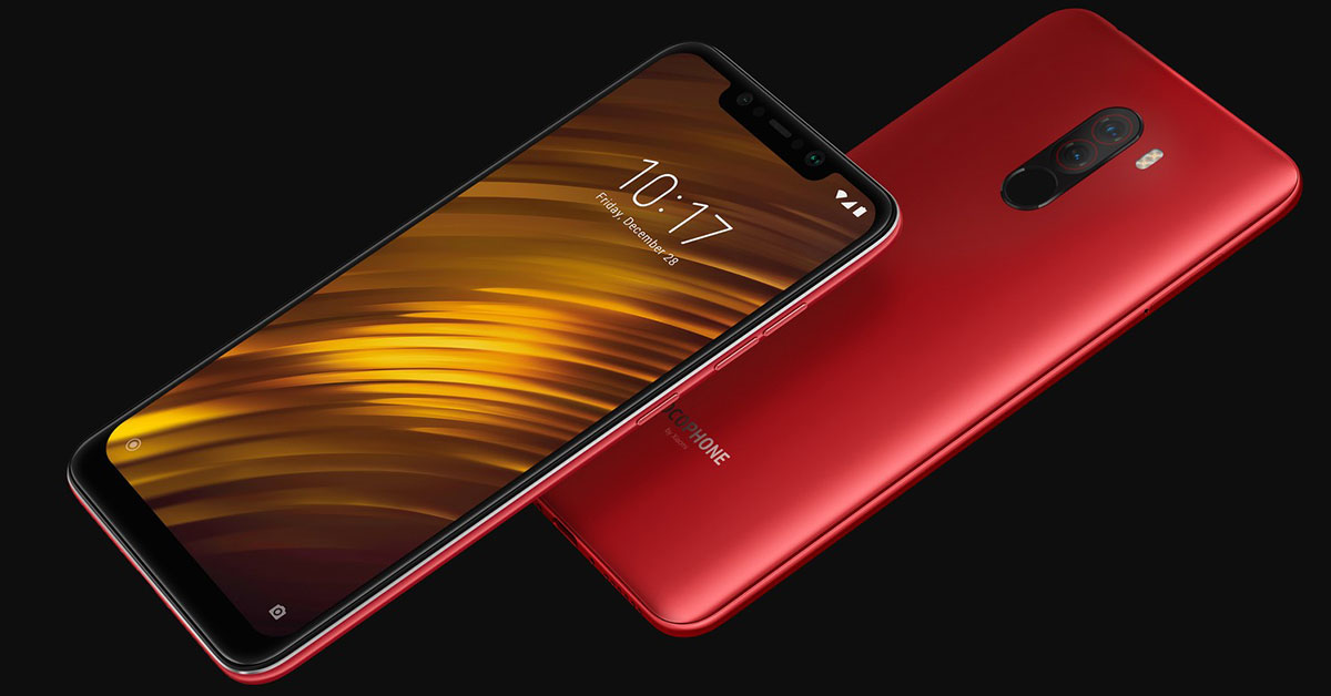 Xiaomi Pocophone F1 Launches In Uk But Here S How To