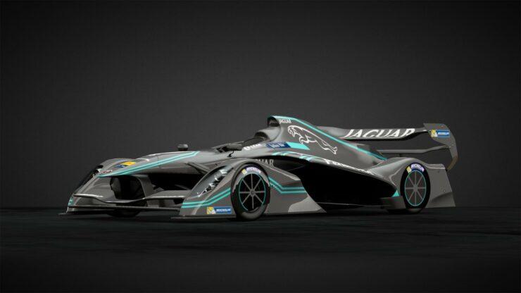 GT Sport Formula E
