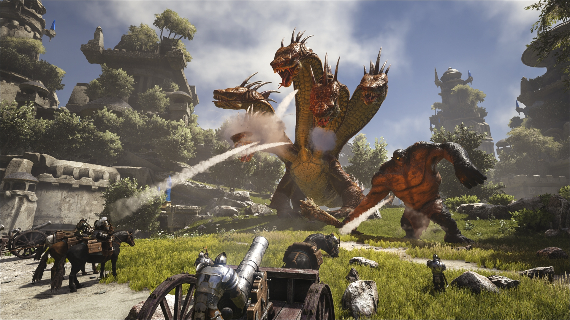 ATLAS Devs Explain Improved Tech for their Huge MMO, Say This Could