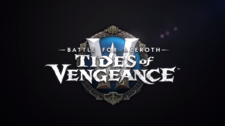 Battle for Azeroth Patch 8.1 Tides of Vengeance