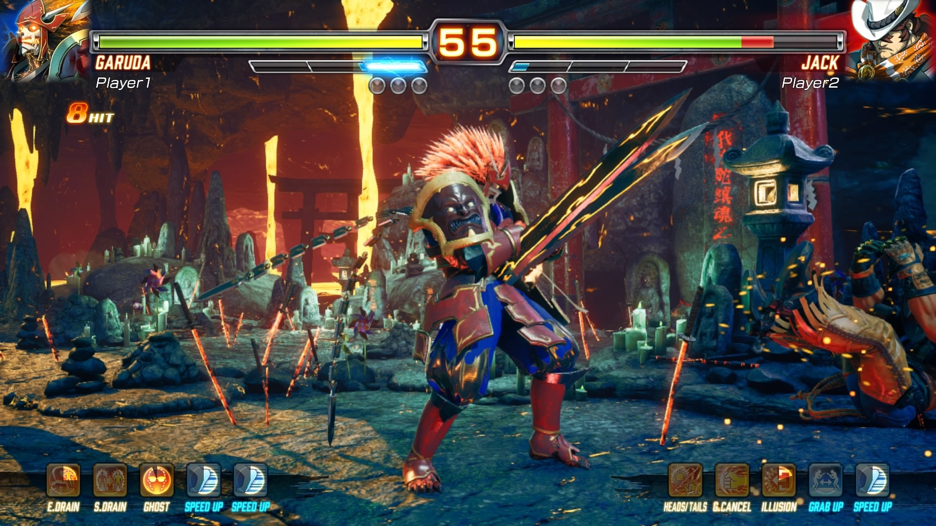 List of fighting games