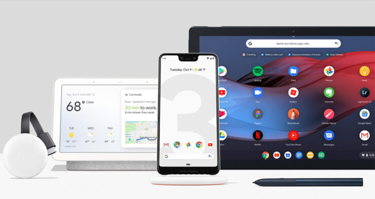 Google's Hardware Division